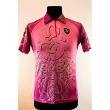 Футболка IPSC Lady розовая фуксия
